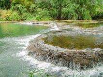Водопад в национальном парке, Таиланде Стоковые Фотографии RF