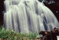 Водопад вдоль следа озер Mary гористой местности, ряд Сан-Хуана, Колорадо Стоковые Изображения RF