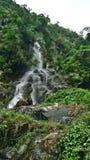 Водопад в парке нации Таиланда Стоковые Изображения RF