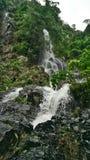 Водопад в парке нации Таиланда Стоковые Изображения