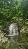 Водопад в парке нации Таиланда Стоковая Фотография