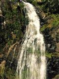 Водопад в пирамидах из камней, Австралия Стоковые Изображения RF