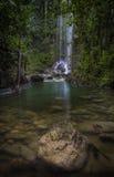 Водопад в Пуэрто-Рико Стоковое Изображение RF