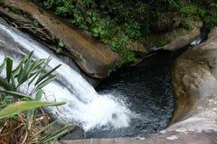 Водопад в Рио-де-Жанейро, Бразилии Стоковое Фото