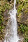 Водопад в ряде Annapurna, Гималаях, Непале Стоковое Изображение RF