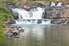 Водопад в Таиланде. Стоковое Изображение