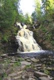 Водопад в утесе Стоковое фото RF