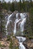 Водопад в яшме Стоковая Фотография RF