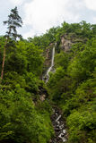 Водопад в Borjomi стоковое фото rf