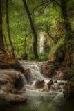 Водопад грандиозного Baou Стоковые Фото