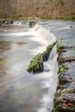 Водопад Девона Стоковые Фото