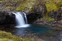Водопад Исландии Стоковые Изображения RF