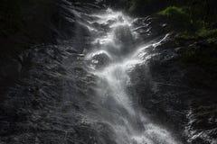 Водопад и отражение Стоковое фото RF