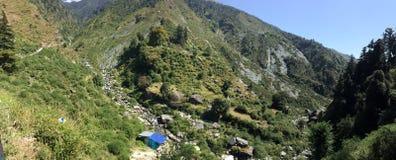 Водопад и поток Стоковое фото RF