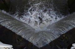 Водопад канала Стоковое фото RF