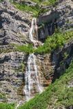 Водопад каньона стоковые изображения rf