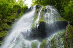 Водопад каскада Стоковые Фото