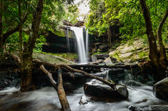 Водопад каламбура Дао Стоковое Изображение