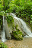 Водопад конца-вверх Стоковая Фотография RF