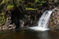 Водопад котла Witchs Стоковая Фотография