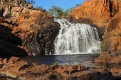 Водопад - национальный парк Kakadu стоковое изображение