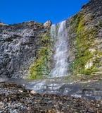 Водопад на пресноводных шагах в Дорсет Стоковые Изображения