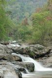 Водопад на intanon Doi Стоковое Изображение