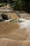 Водопад на suthap doi Стоковые Фото