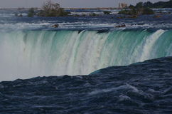 Водопад Ниагарского Водопада Стоковое Фото