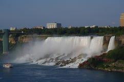Водопад Ниагарского Водопада Стоковое фото RF