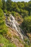 Водопад около Todtnau, в черном лесе в Германии Стоковые Фото