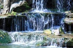Водопад, природа Стоковые Фотографии RF