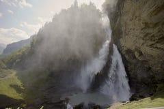 Водопад развилки Стоковые Фотографии RF