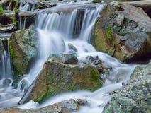 Водопад реки горы Стоковая Фотография RF