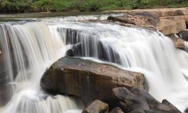 водопад Таиланда Стоковое Изображение RF