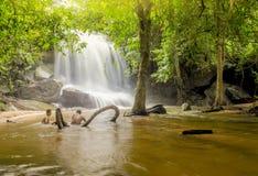 водопад Таиланда Стоковое Фото