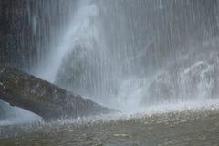 водопад Танзании Стоковое Изображение