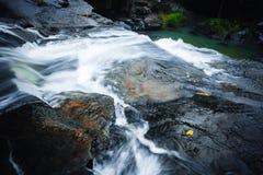 Водопад тонны Tat, Таиланд Стоковое Изображение RF
