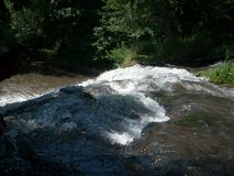 Водопад Украина Стоковое фото RF
