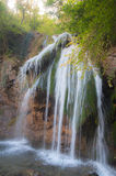 водопад Украины разрешения панорамы djur Крыма высокий Стоковые Фотографии RF