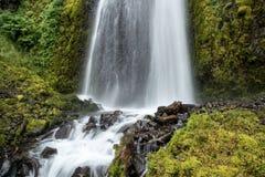 Водопад ущелья Колумбии Стоковые Фото