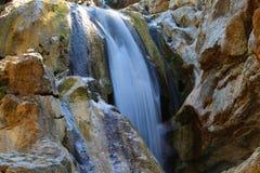 Водопад фото красивый в ` Южной Азии Таиланда Стоковая Фотография
