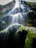 Водопады в каньоне Sumidero - Мексике Стоковые Изображения