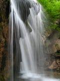Водопады в пуще Стоковое Фото
