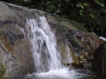 Водопады в утре видеоматериал