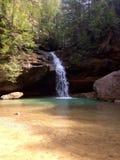Водопады и потоки Стоковая Фотография RF