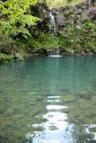 Водопады, Мауи Стоковая Фотография