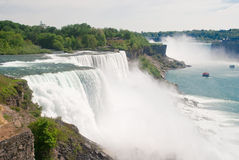 Водопады Ниагары Стоковые Изображения RF