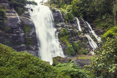 Водопады природы Стоковая Фотография RF