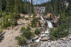 Водопады путать стоковое изображение rf